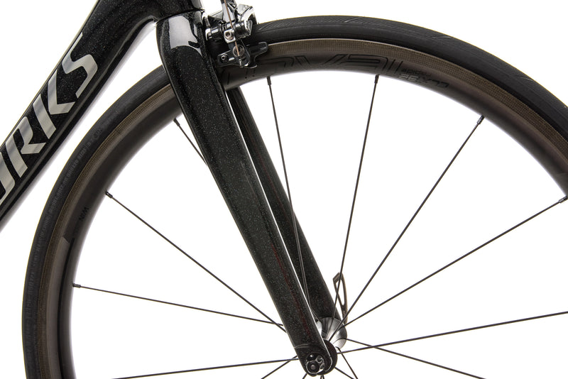 Specialized S-Works Tarmac Di2 Road Bike - 2017, 54cm front wheel