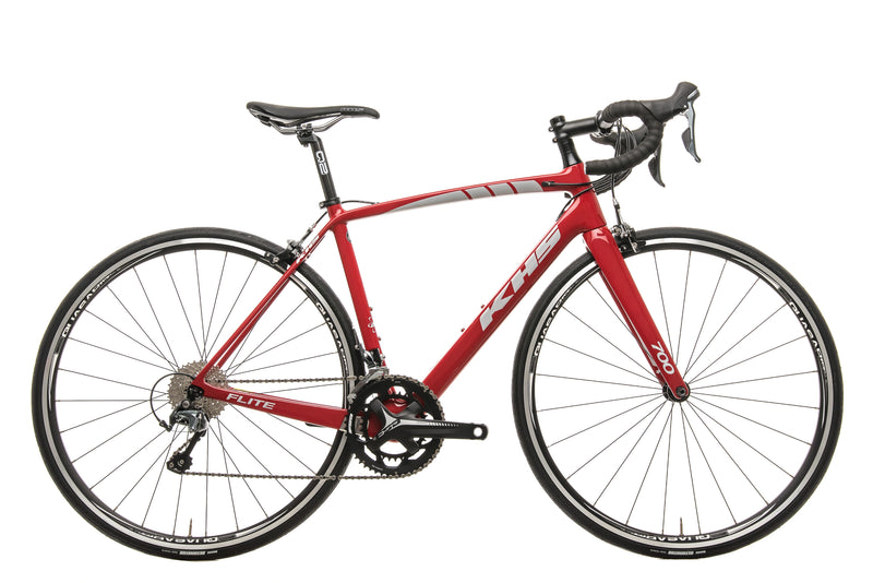 KHS Flite 700 Road Bike - 2018, 52cm drive side