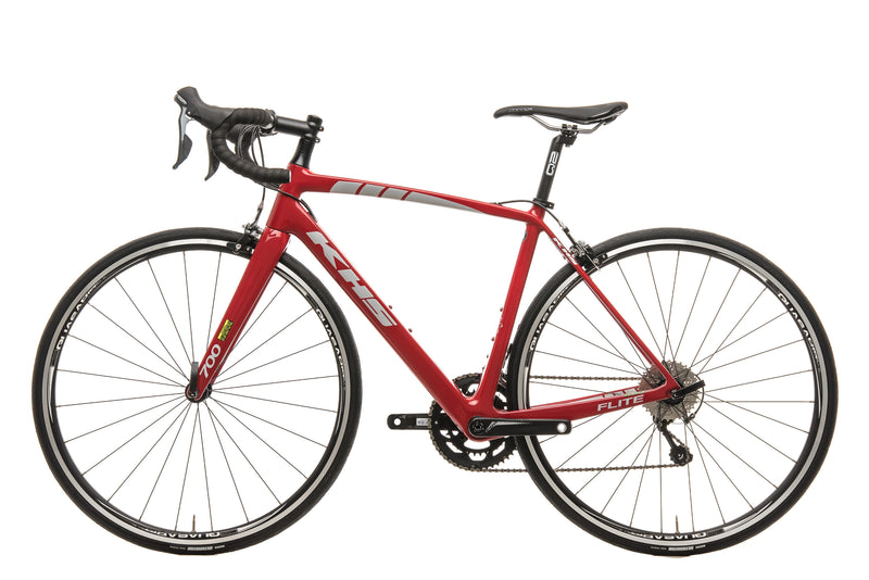 KHS Flite 700 Road Bike - 2018, 52cm non-drive side