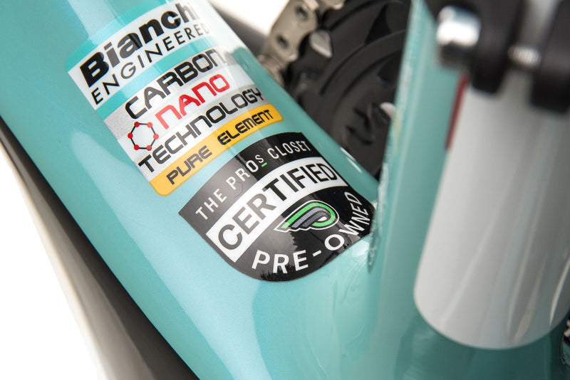 Bianchi Oltre Road Bike - 2011, 57cm sticker