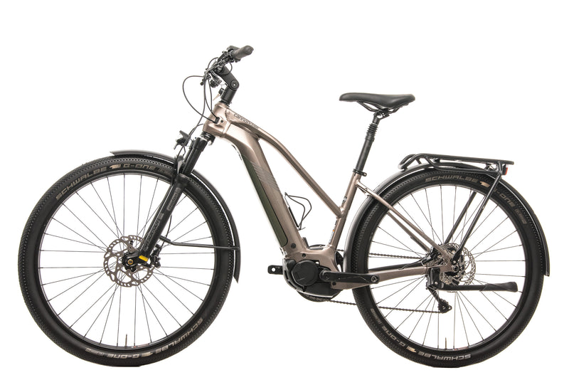 Cannondale Tesoro Neo X 1 Remixte Urban E-Bike - 2020, Small non-drive side