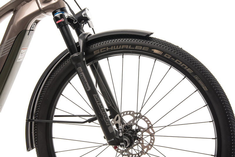 Cannondale Tesoro Neo X 1 Remixte Urban E-Bike - 2020, Small front wheel