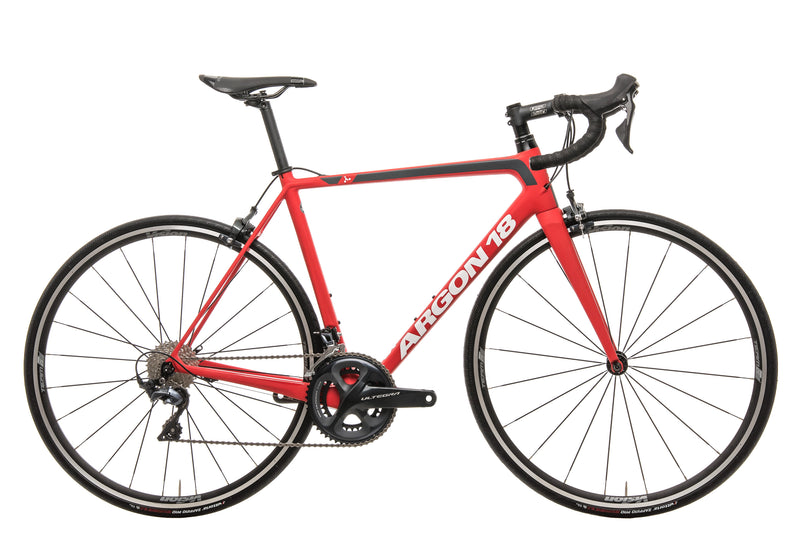 Argon 18 Gallium CS Ultegra Road Bike - 2019, Medium H3 drive side