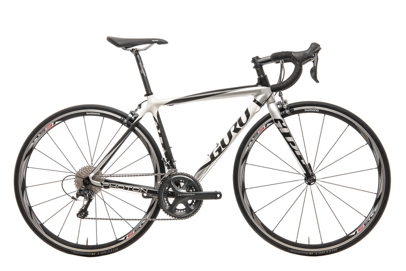 Guru Photon Road Bike - 2012, X-Small drive side