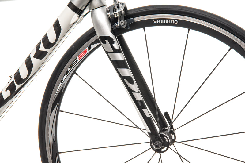 Guru Photon Road Bike - 2012, X-Small front wheel