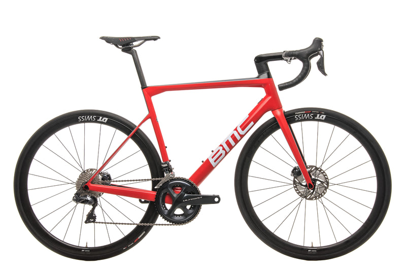 BMC Teammachine SLR01 Disc Three Road Bike - 2019, 56cm drive side