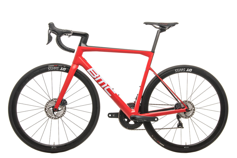 BMC Teammachine SLR01 Disc Three Road Bike - 2019, 56cm non-drive side