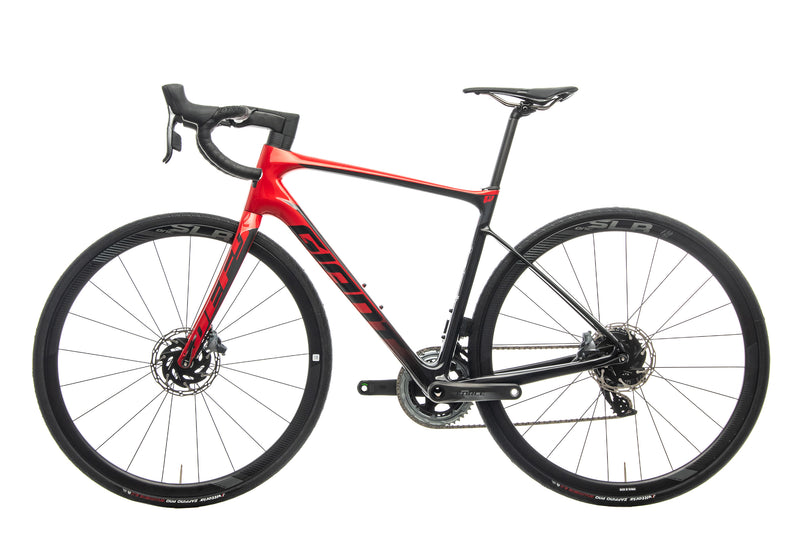 Giant Defy Advanced Pro 1 Force Road Bike - 2020, Medium non-drive side