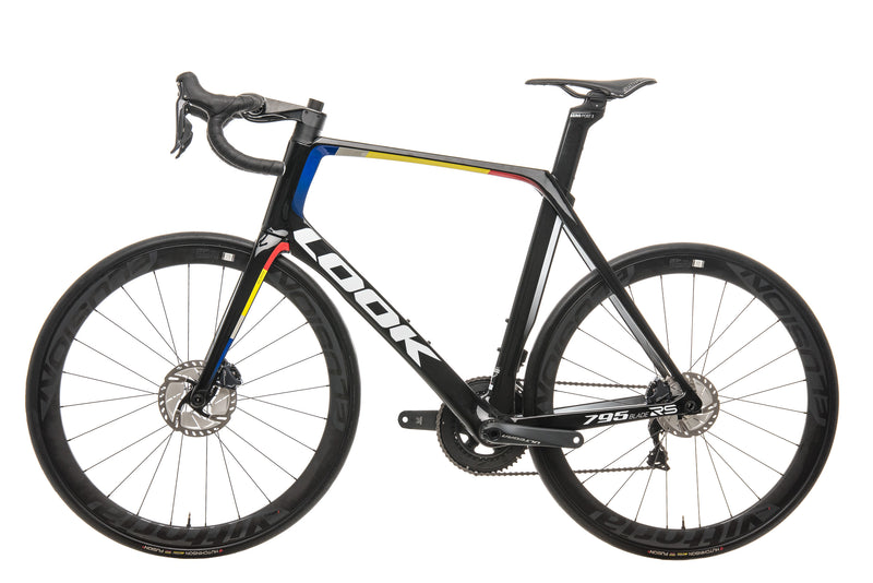 Look 795 Blade RS Disc Proteam Road Bike - 2019, X-Large non-drive side