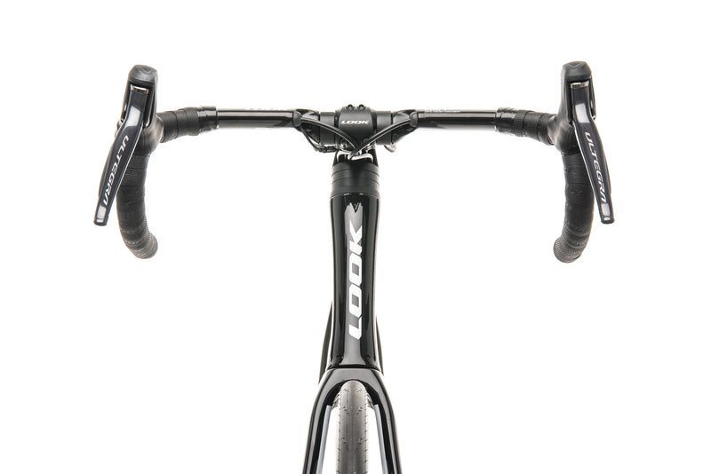 Look 795 Blade RS Disc Proteam Road Bike - 2019, X-Large cockpit