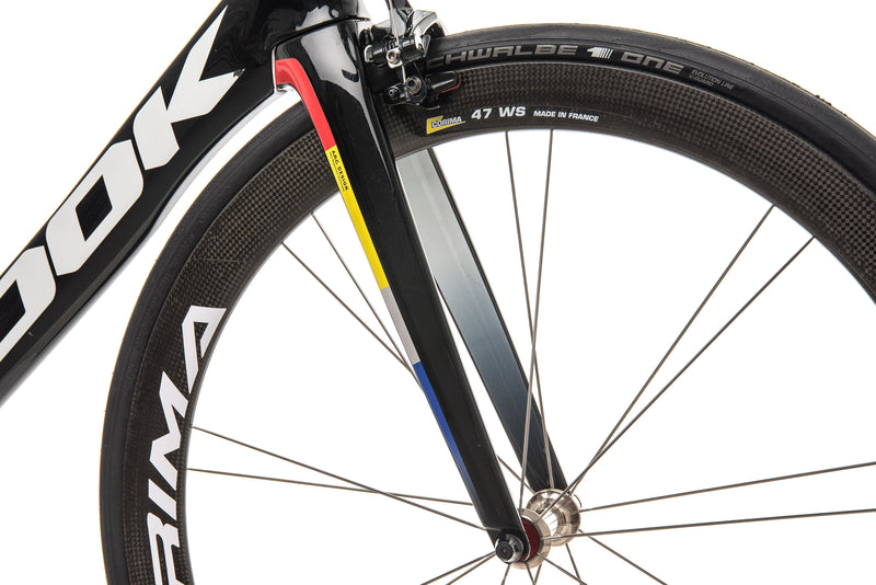 Look 795 Blade RS Proteam Road Bike - 2019, Large front wheel