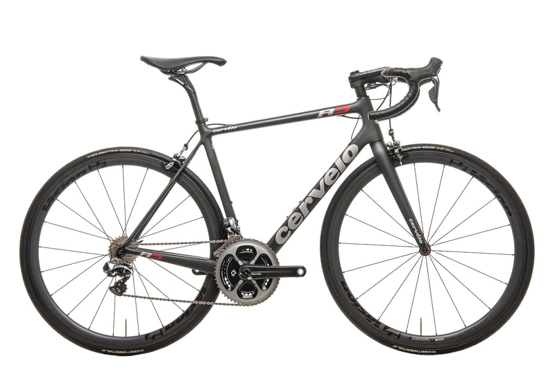 Cervelo R5 Road Bike - 2014, 54cm drive side