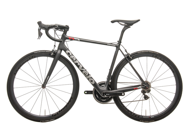 Cervelo R5 Road Bike - 2014, 54cm non-drive side