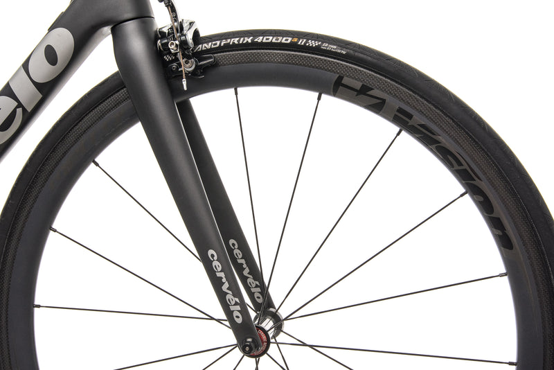 Cervelo R5 Road Bike - 2014, 54cm front wheel