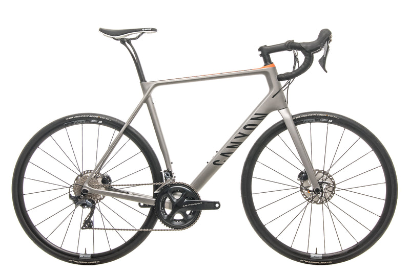 Canyon Endurace CF SL Disc 8.0 Road Bike - 2018, X-Large drive side