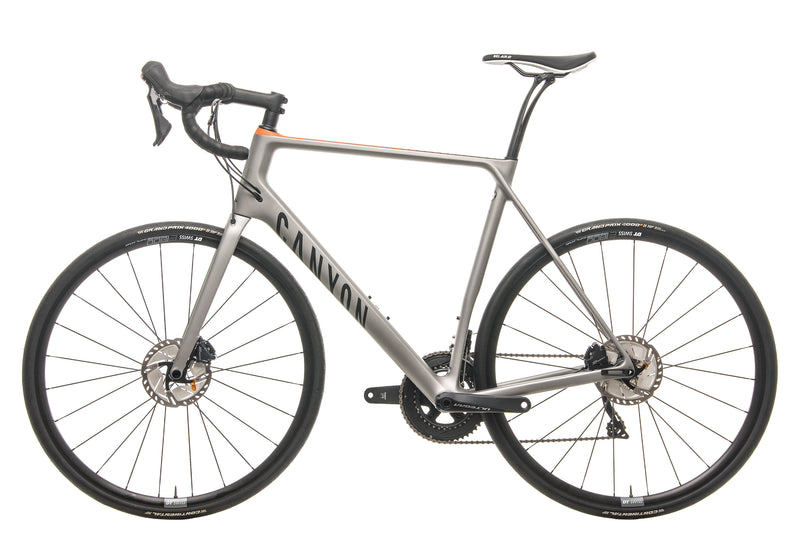 Canyon Endurace CF SL Disc 8.0 Road Bike - 2018, X-Large non-drive side