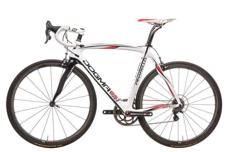 Pinarello Dogma 65.1 Road Bike - 2013, 54cm non-drive side