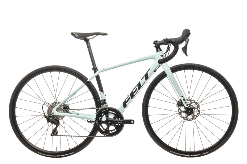 Felt FR5W Disc Womens Road Bike - 2019, 43cm drive side
