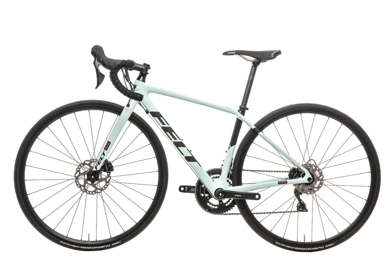 Felt FR5W Disc Womens Road Bike - 2019, 43cm non-drive side