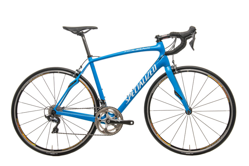 Specialized Roubaix SL4 Road Bike - 2014, 56cm drive side