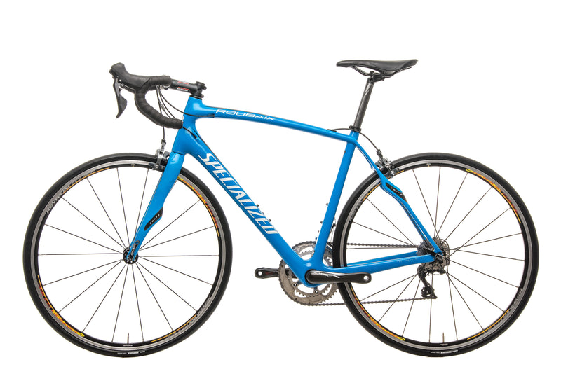 Specialized Roubaix SL4 Road Bike - 2014, 56cm non-drive side