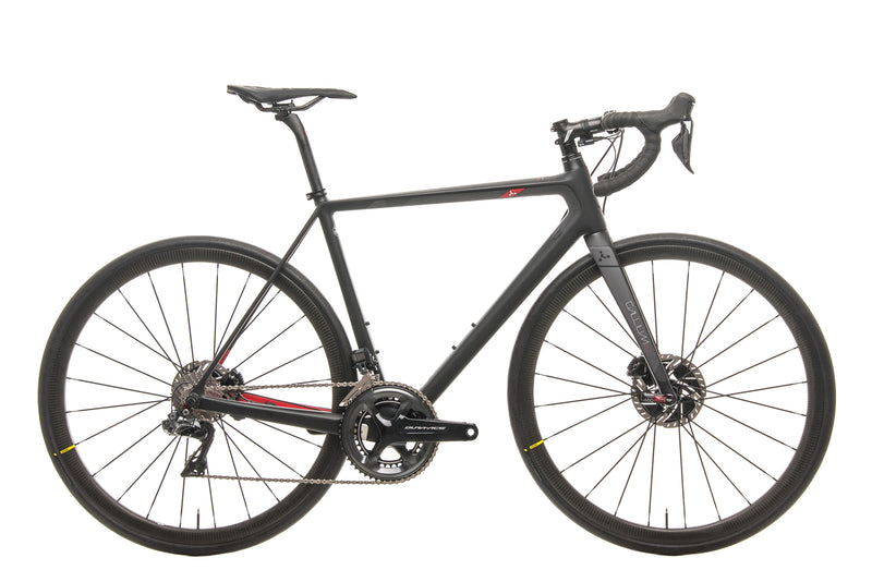 Argon 18 Gallium Pro Dura-Ace Di2 Road Bike - 2018, Medium drive side