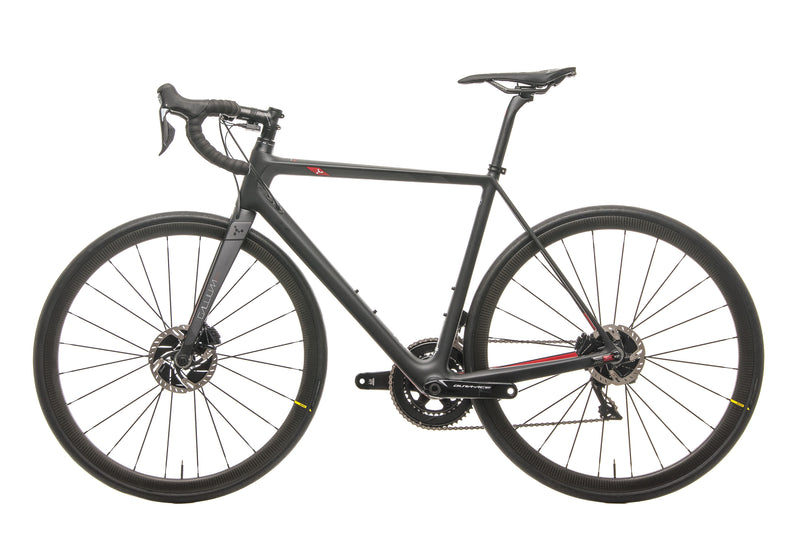 Argon 18 Gallium Pro Dura-Ace Di2 Road Bike - 2018, Medium non-drive side