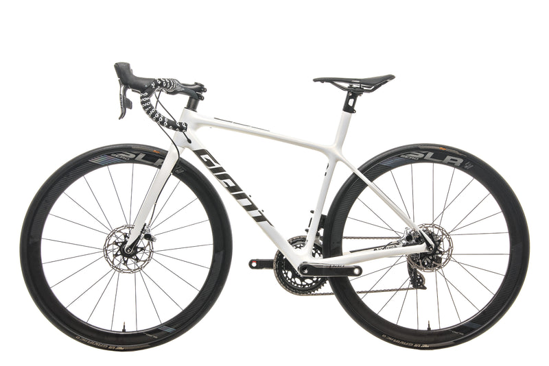 Giant TCR Advanced SL Disc Road Bike - 2020, X-Small non-drive side