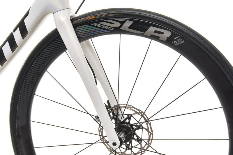 Giant TCR Advanced SL Disc Road Bike - 2020, X-Small front wheel