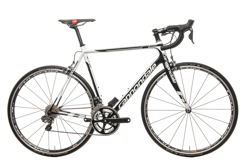 Cannondale SuperSix EVO Road Bike - 2016, 56cm drive side
