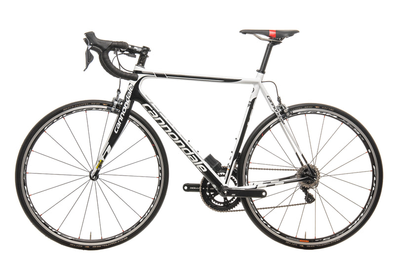 Cannondale SuperSix EVO Road Bike - 2016, 56cm non-drive side