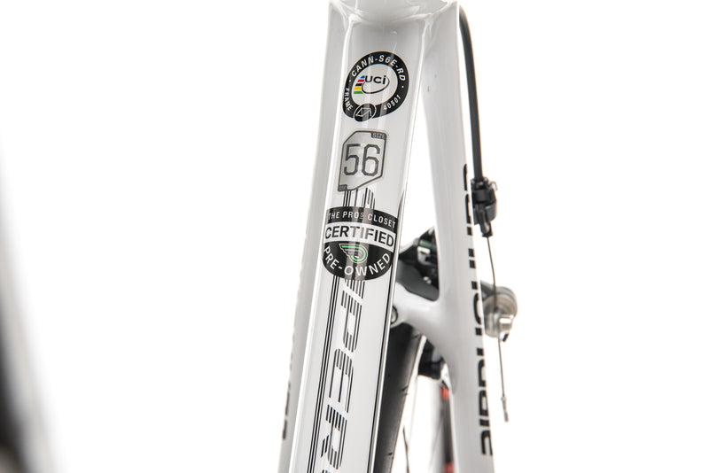 Cannondale SuperSix EVO Road Bike - 2016, 56cm sticker