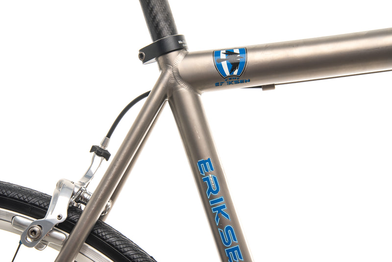 Eriksen Custom Titanium Road Bike - 2008, Large detail 1