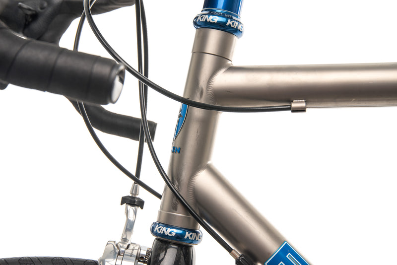 Eriksen Custom Titanium Road Bike - 2008, Large detail 2