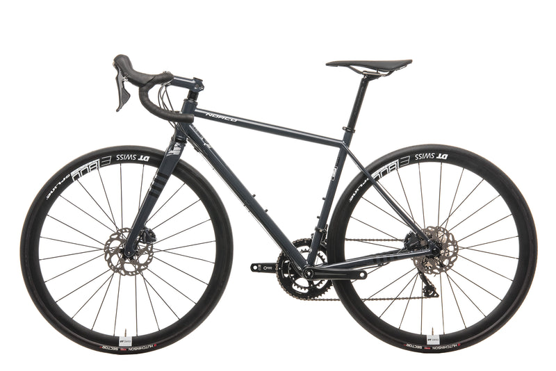 Norco Section Steel Ultegra Adventure Road Bike - 2019, 53cm non-drive side
