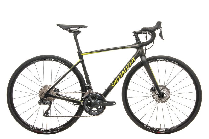Specialized Roubaix Comp-Ultegra Di2 Road Bike - 2019, 52cm drive side