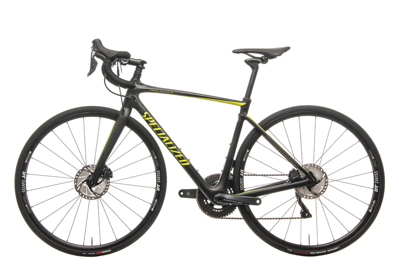 Specialized Roubaix Comp-Ultegra Di2 Road Bike - 2019, 52cm non-drive side