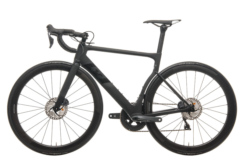 3T Strada Due Team Stealth Ultegra Di2 Road Bike - 2020, Medium non-drive side