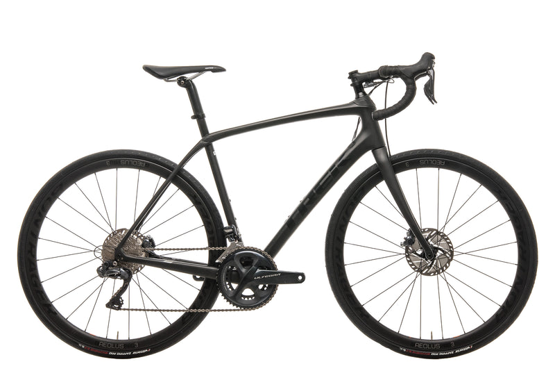 Trek Domane SL 7 Disc Road Bike - 2019, 56cm drive side
