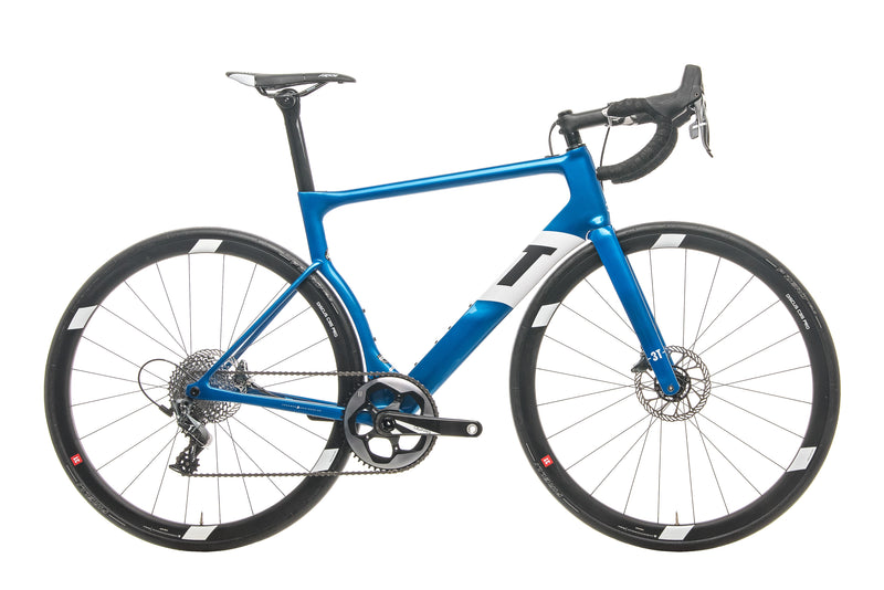 3T Strada Pro Force 1 Road Bike - 2020, Large drive side