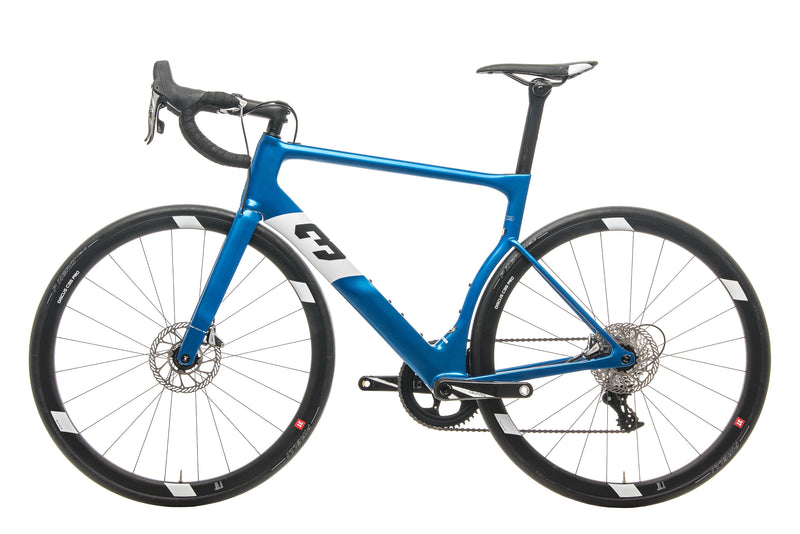 3T Strada Pro Force 1 Road Bike - 2020, Large non-drive side