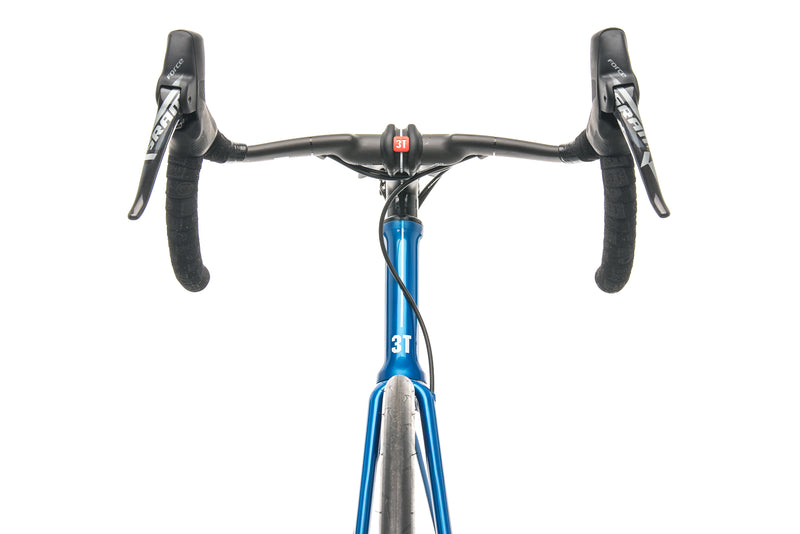 3T Strada Pro Force 1 Road Bike - 2020, Large cockpit