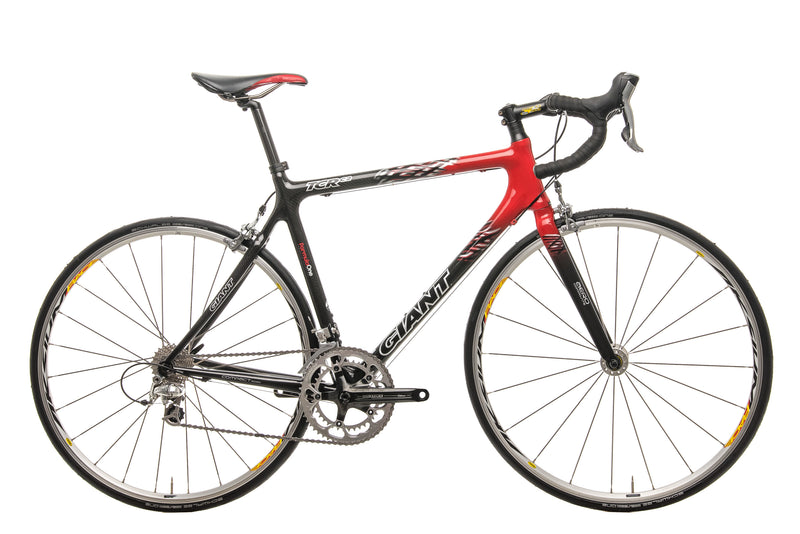 Giant TCR C2 Road Bike - 2006, Med/Large drive side