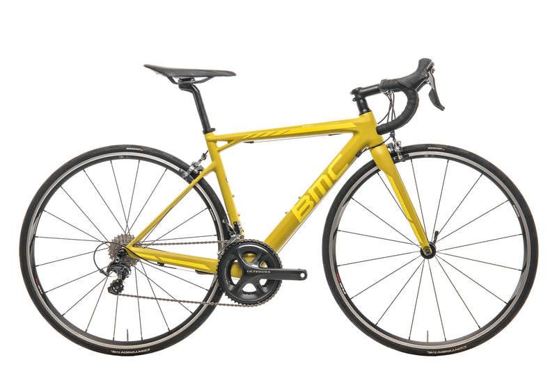 BMC TeamMachine SLR02 Road Bike - 2017, 48cm drive side
