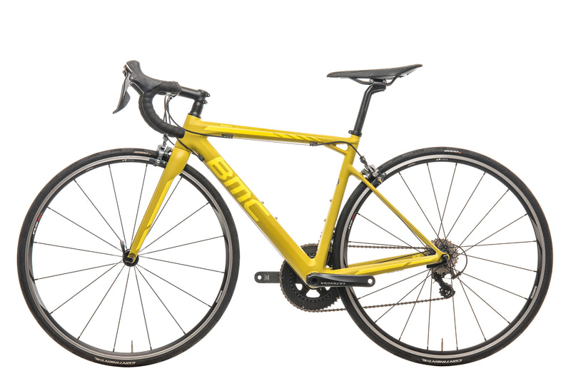 BMC TeamMachine SLR02 Road Bike - 2017, 48cm non-drive side