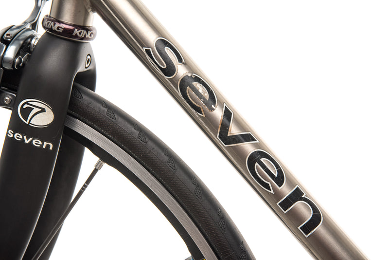 Seven Axiom SG Custom Road Bike - 2004, Large detail 2