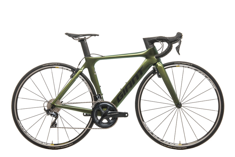 Giant Propel Advanced Pro 0 Road Bike - 2020, X-Small drive side