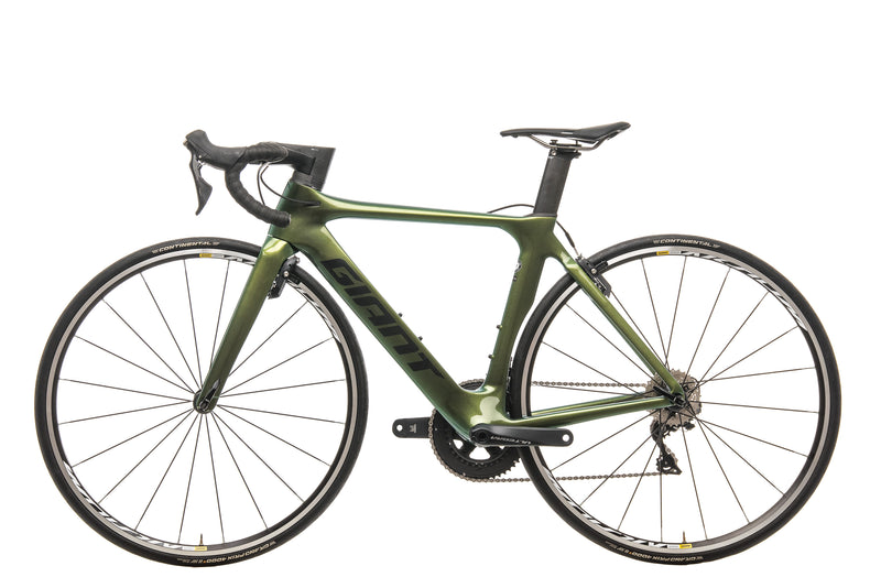 Giant Propel Advanced Pro 0 Road Bike - 2020, X-Small non-drive side