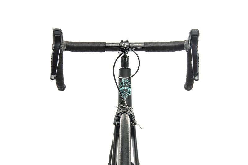 Bianchi Specialissima Red eTap AXS Road Bike - 2017, 57cm cockpit