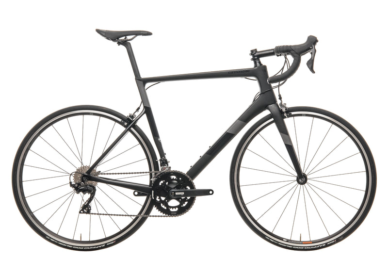 Cannondale SuperSix EVO 105 Road Bike - 2020, 58cm drive side